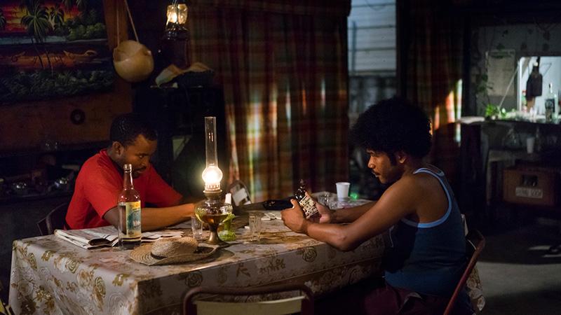 """Photo de plateau du film cinéma """"Le Gang des Antillais"""", vue 30"""