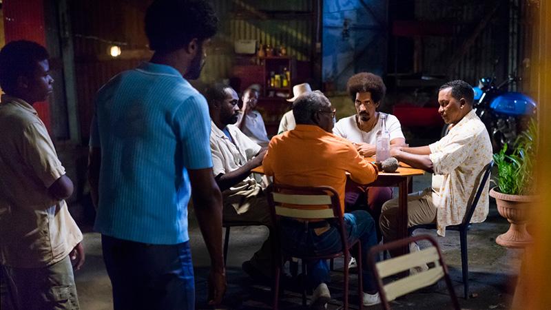 """Photo de plateau du film cinéma """"Le Gang des Antillais"""", vue 32"""