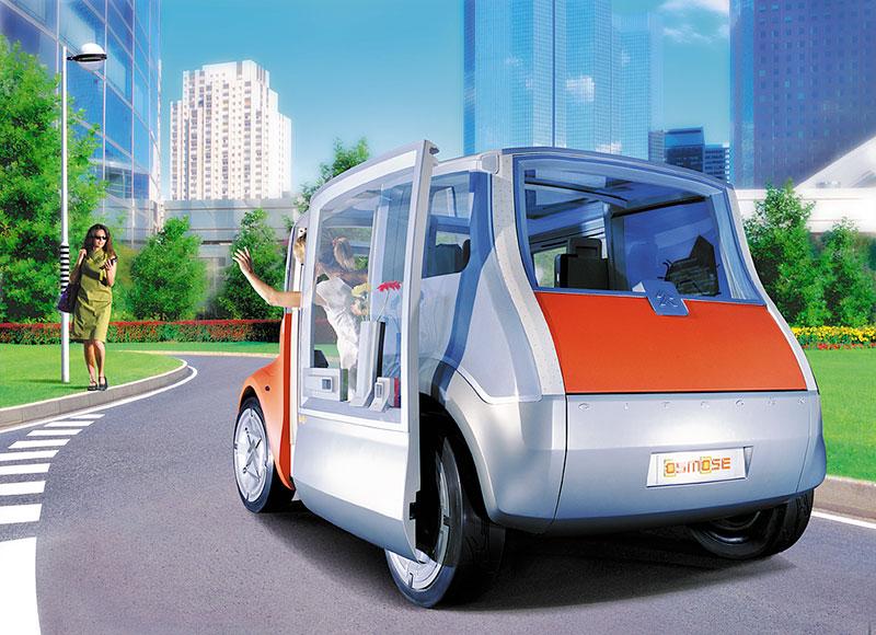 Création des visuels Citroën pour le Mondial de l'auto, photo 03