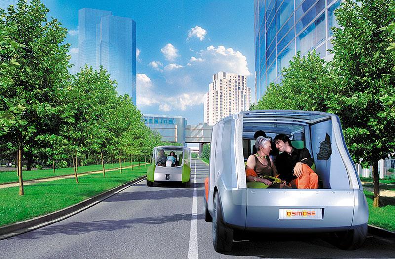 Création des visuels Citroën pour le Mondial de l'auto, photo 04