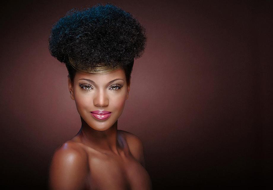 Portrait photo retouching 07