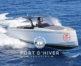 Retouches photos hors-bord yachting