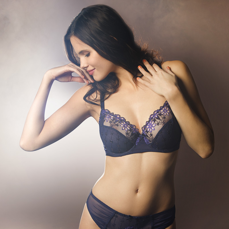 Creative retouching French lingerie 06