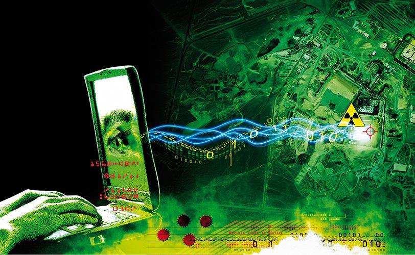 Science & Vie Junior | Affaire Stuxnet