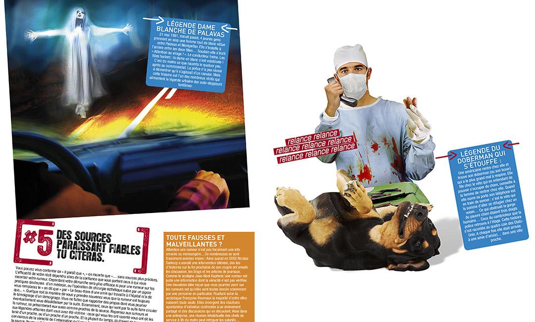 Science & Vie Junior | Légendes