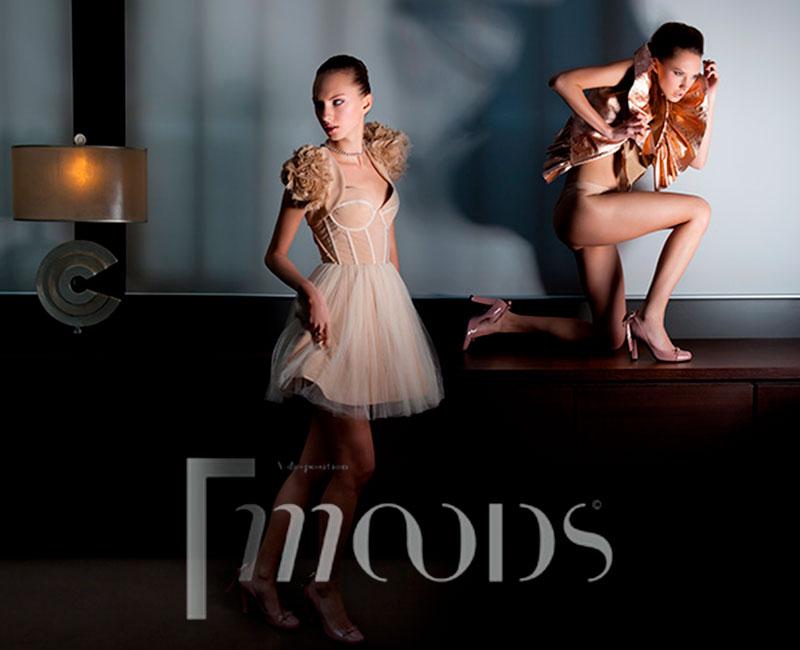 Montages et retouches photos magazine Moods